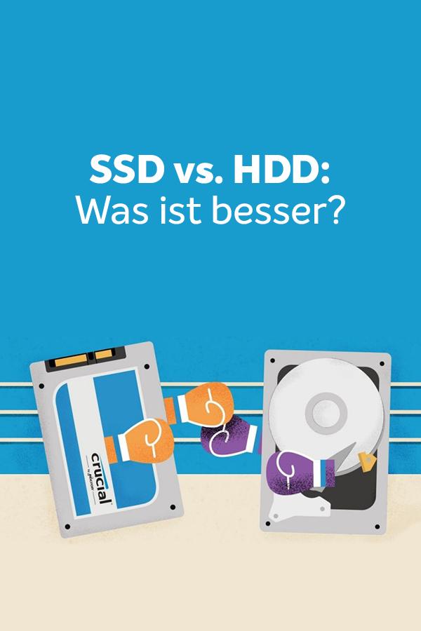 Du Bist Nicht Sicher Was Der Unterschied Zwischen Hdd Und Ssd Ist Erfahre Was Der Unterschied Ist Und Welches Geeigneter Fur Dic Festplatte Speicher Tipps