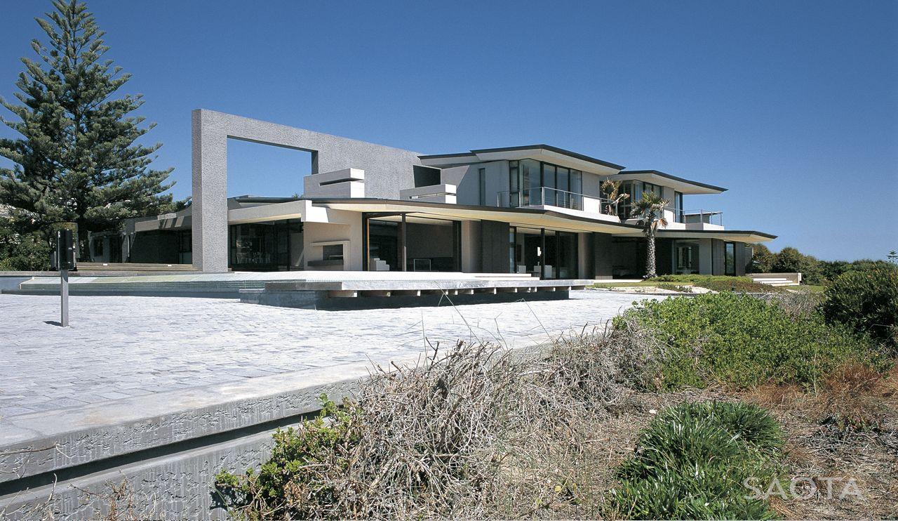 Melkbos a new family home designed by