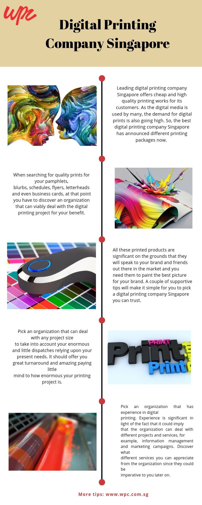 Leading digital printing company Singapore offers cheap