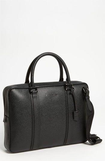 ae88d4d9fa95 Burberry  Newberg  Briefcase