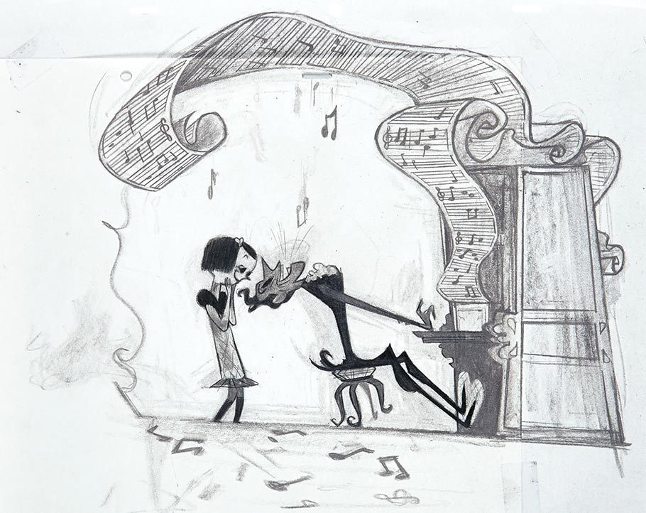 Coraline Artwork Auction Art Coraline Coraline Book