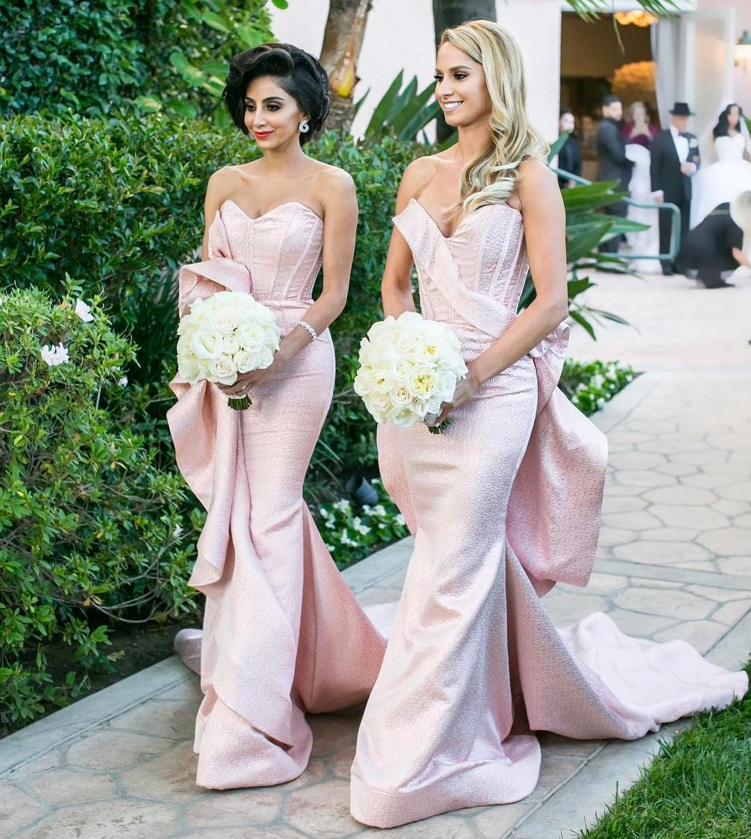 Likes 1 002 comments lilly ghalichi mir for Wedding dress instagram