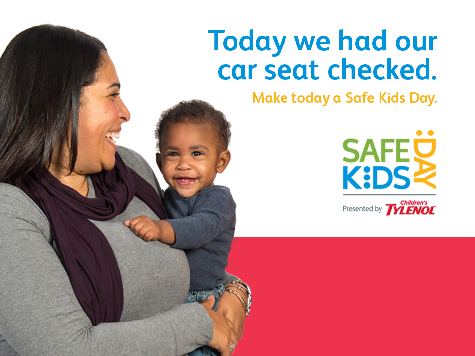 AskPatty And Chevrolet Support Safe Kids Day to Keep Your Kids Safe