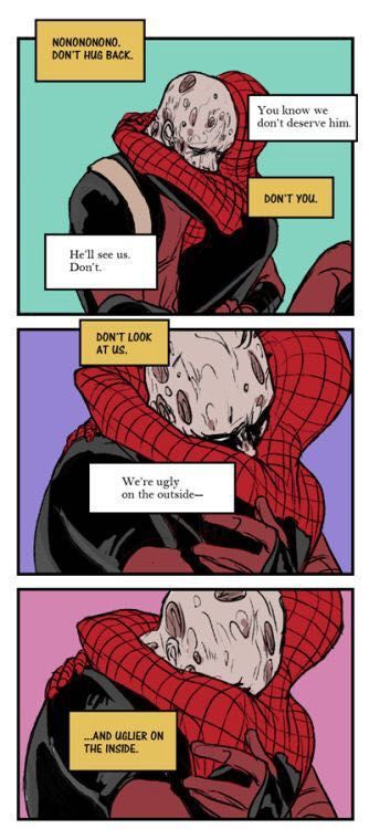 Spideypool the mission - Chapter 2 | Cool pictures