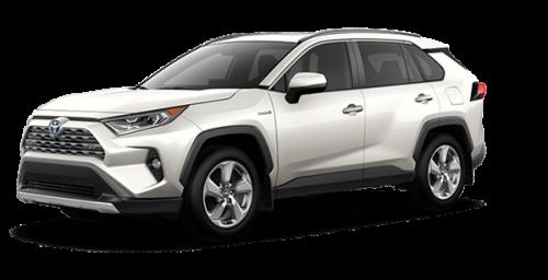 2020 Toyota Rav4 Awd Limited Sporty Suv Toyota Canada Toyota Rav4 Awd
