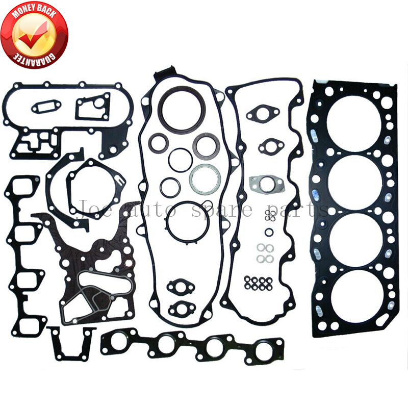 5l Engine Full Gasket Set Kit For Toyota Hiace Iii Ii Hilux Ii