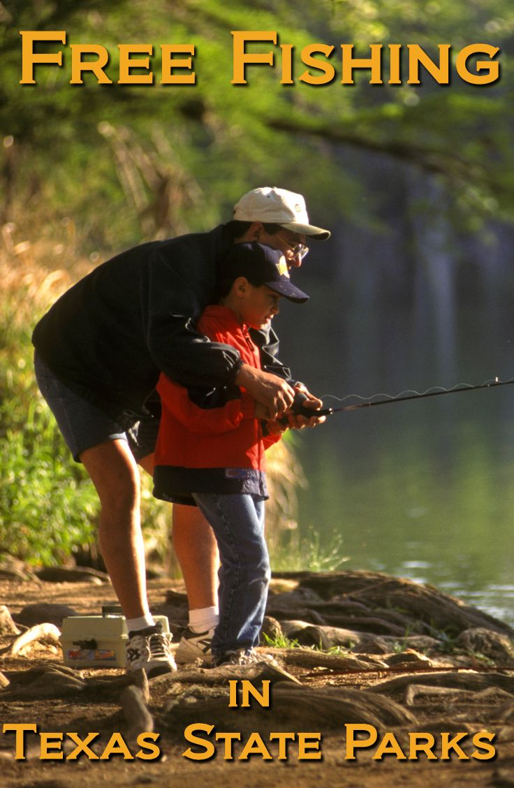 You Don T Need A Fishing License To Fish In A Texas State Park Texastodo With Images State Parks Texas State Parks Fish