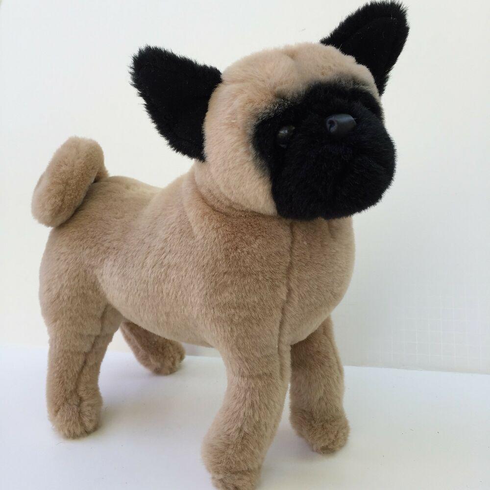 Realistic Pug Stuffed Animal, Pin On Ebay Sharing