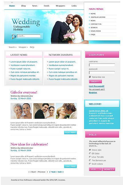 Website joomla dating