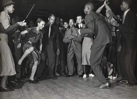 USA. NYC. Harlem. Savoy Ballroom.