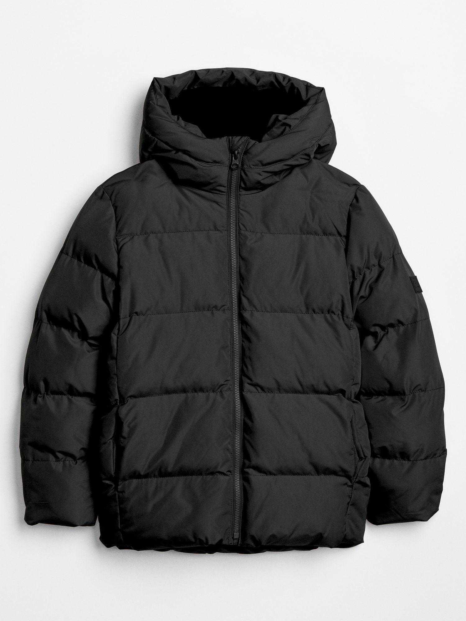Kids Hooded Puffer Jacket Gap Factory Jackets Puffer Puffer Jackets [ 2000 x 1500 Pixel ]