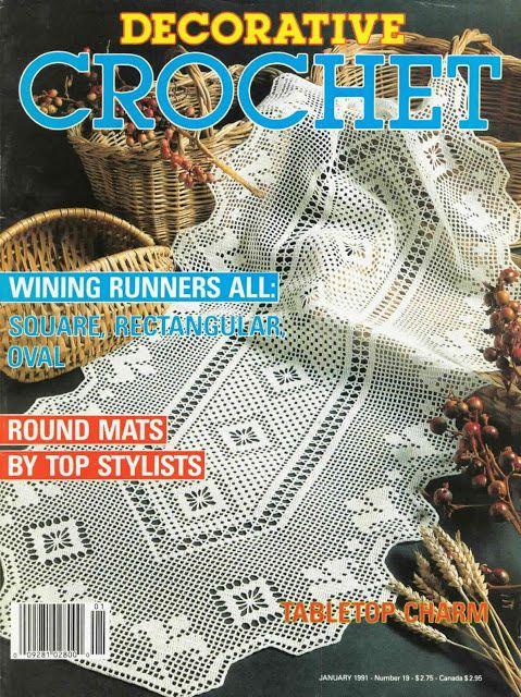 Decorative Crochet Magazines 13