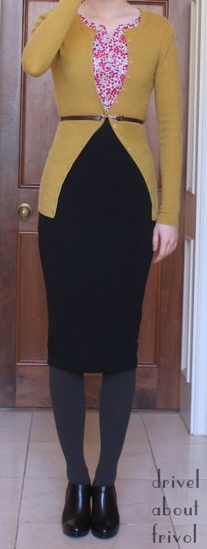 #mmmay14 drivel about frivol: Sewaholic Alma blouse, Burda Jenny C skirt (minus suspenders)