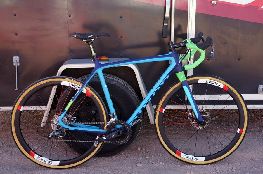 niner bsb cyclocross bike test colors bicycle