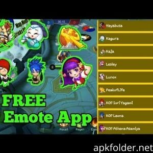 Battle Emote ML Apk Download Free For Android