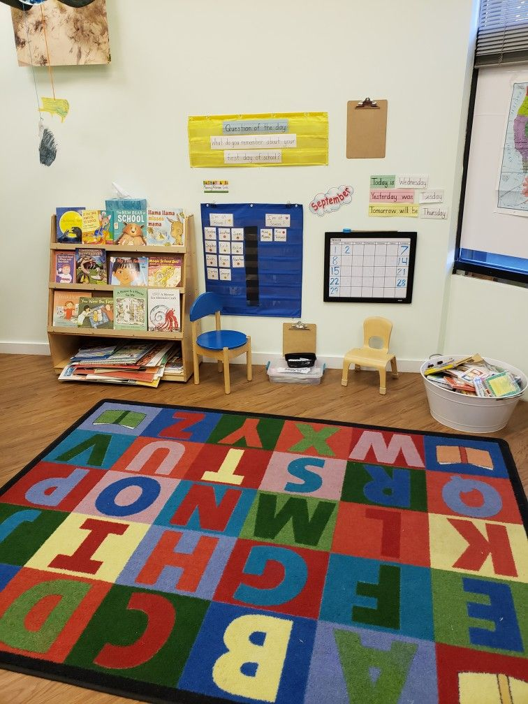 Preschool Room September 2019 in 2020 (With images