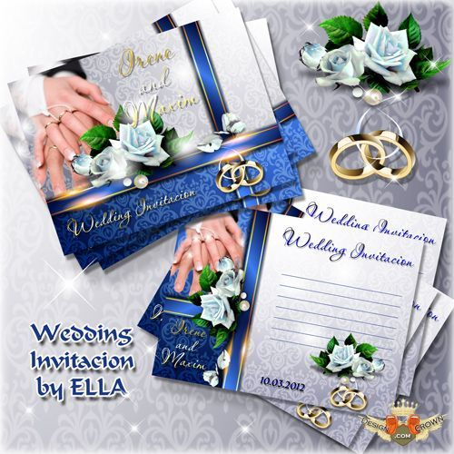 wedding-invitation-card-template-psd-free-download-26 Places to - free invitation template downloads