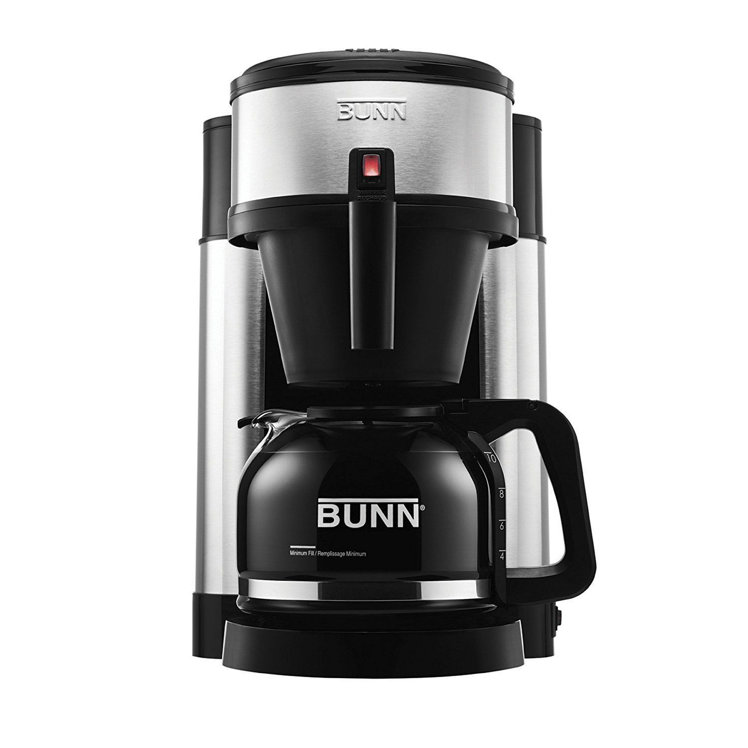Bunn nhs velocity brew cup home coffee brewer coffeebrewer