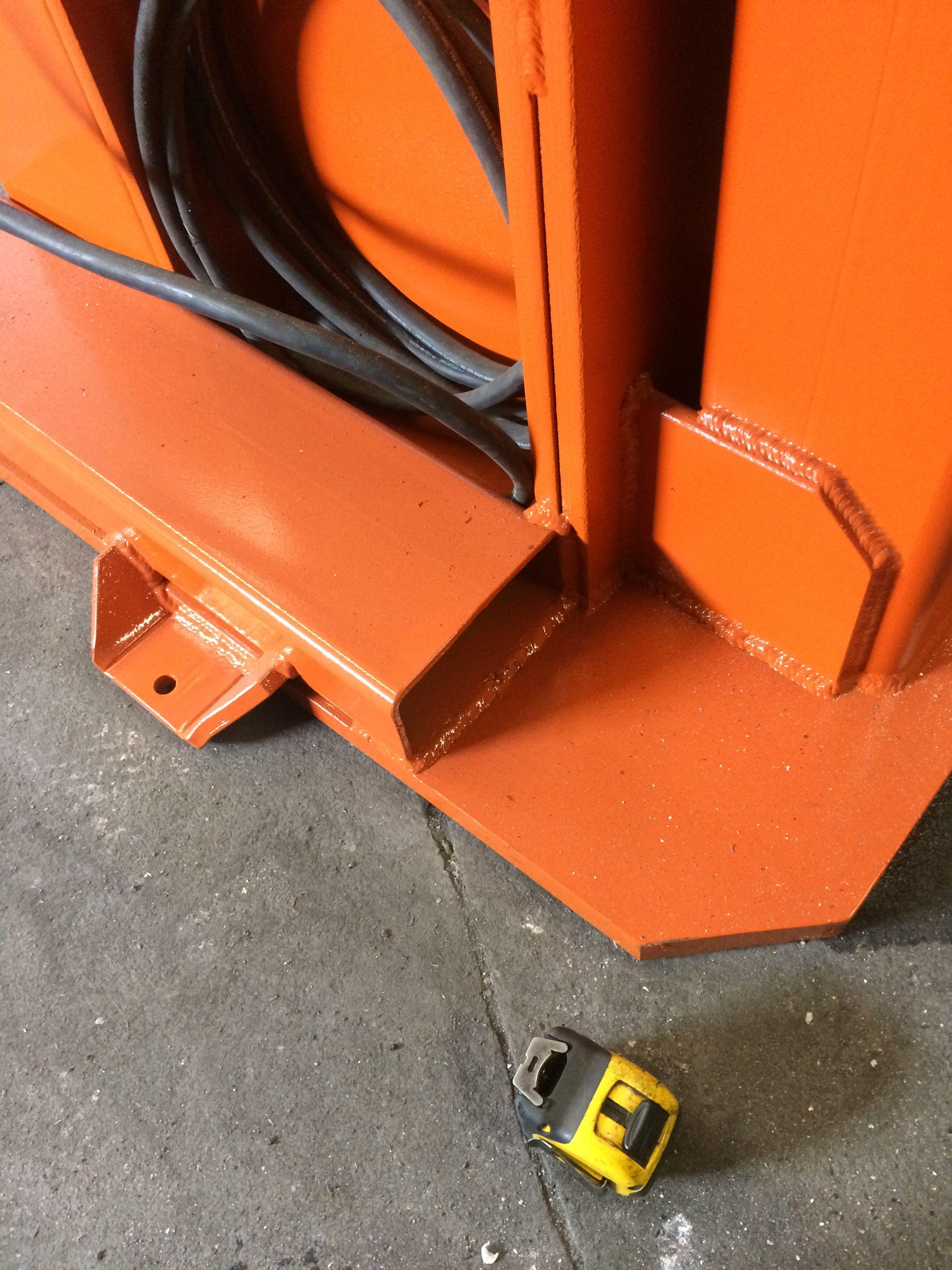 Backbone Ironworks  24 Ton Forging Press