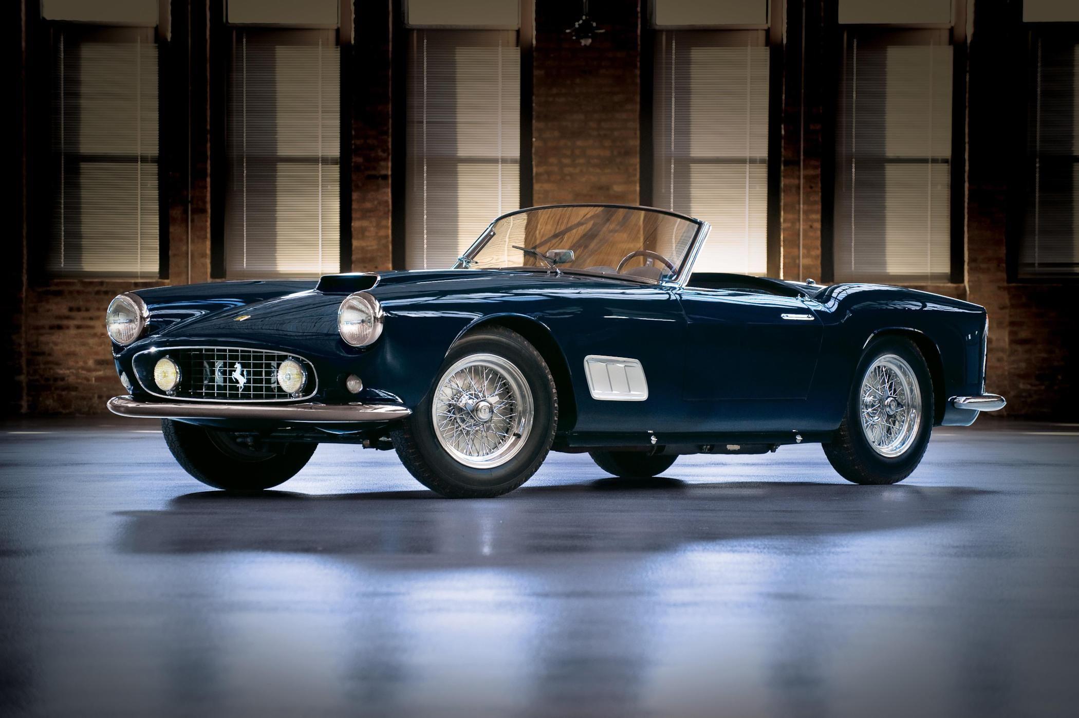 1959 Ferrari 250 GT California Spyder | Ferrari california ...