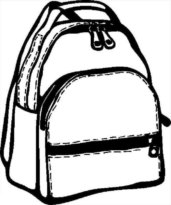 Backpack Coloring Sheet Backpack Coloring Sheet Backpack Coloring Page Drawing Backpack Coloring Sheet Backpack Coloring Coloring Pages School Backpacks Color