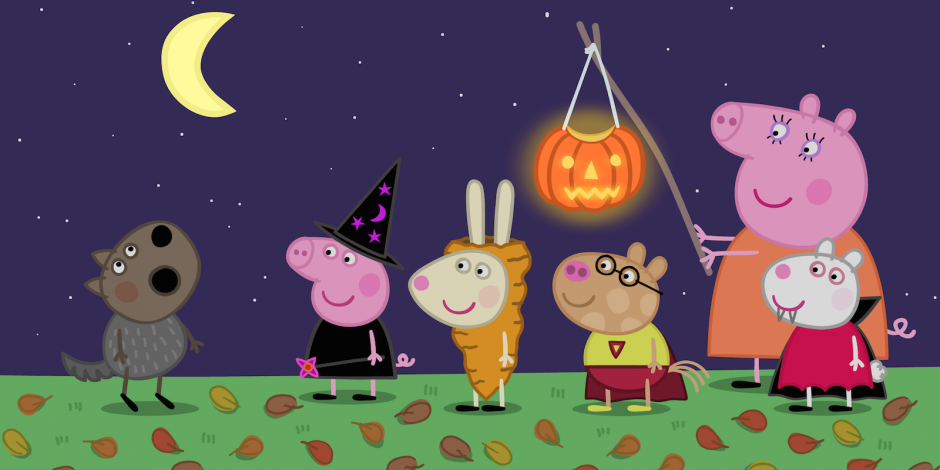Peppa Pig Playing BasketBall Peppa Pig Games Toys Peppa English Episodes  2015