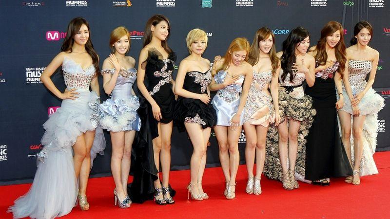 Snsd japanese Genie   Girls generation, Korean girl groups