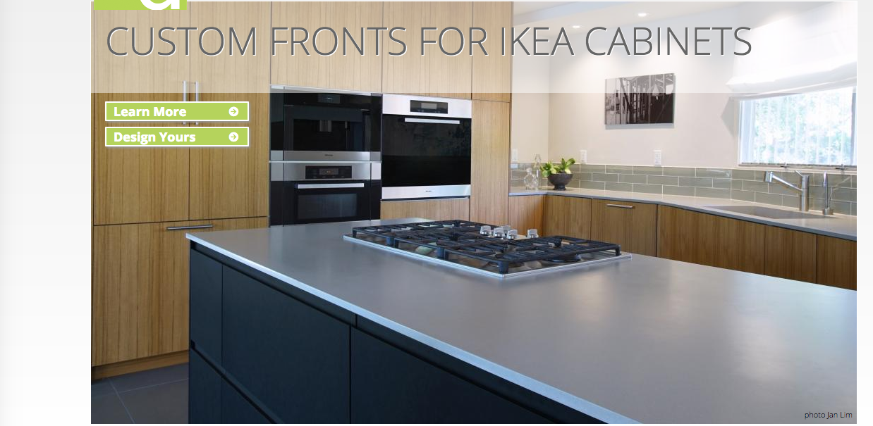 Dunsmuir Charcoal Phenolics In Foreground Ikea Kitchen Flatpack Kitchen Ikea