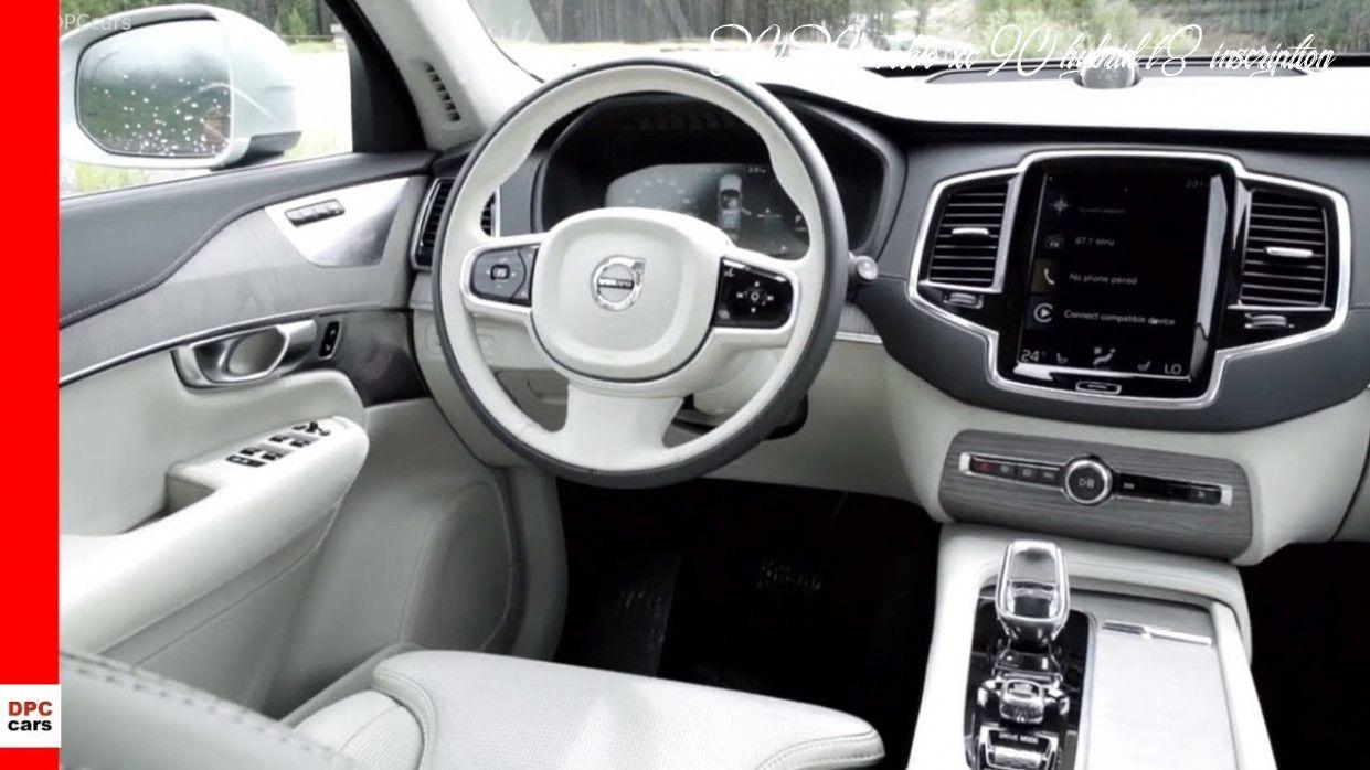 2020 Volvo Xc90 Hybrid T8 Inscription In 2020 Volvo Volvo Hybrid Volvo Xc90