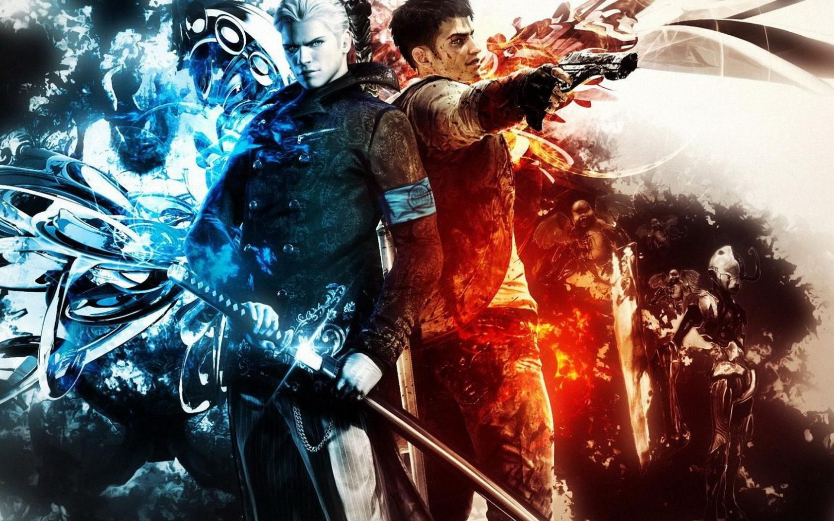 Devil May Cry 5 Wallpaper Hd Free Download ของดนาซอ Devil
