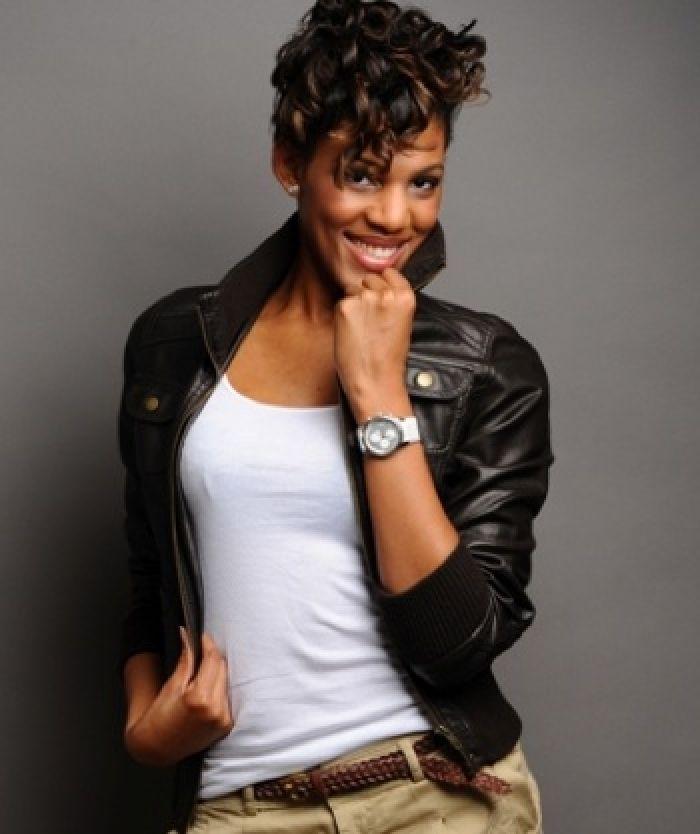 Awe Inspiring Black Women Style Short Curly Hair And Black Women On Pinterest Short Hairstyles Gunalazisus