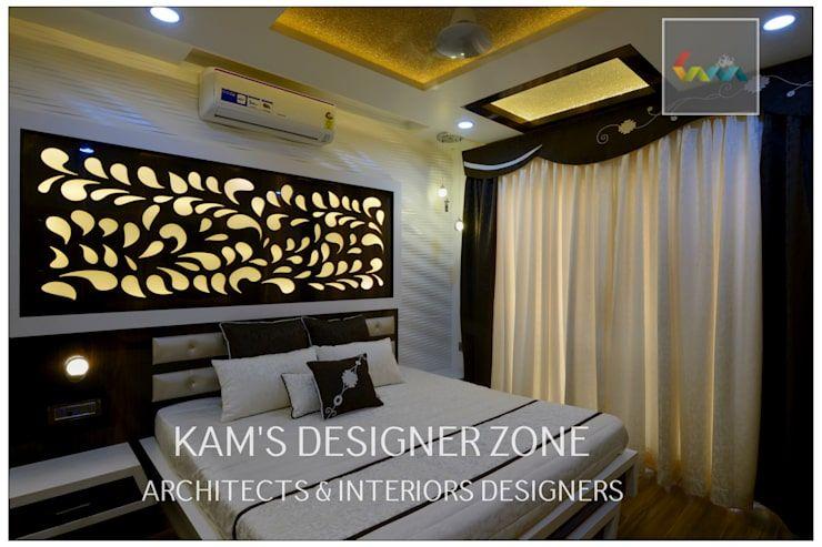 Home interior design for manish thakkar by kams designer zone homify