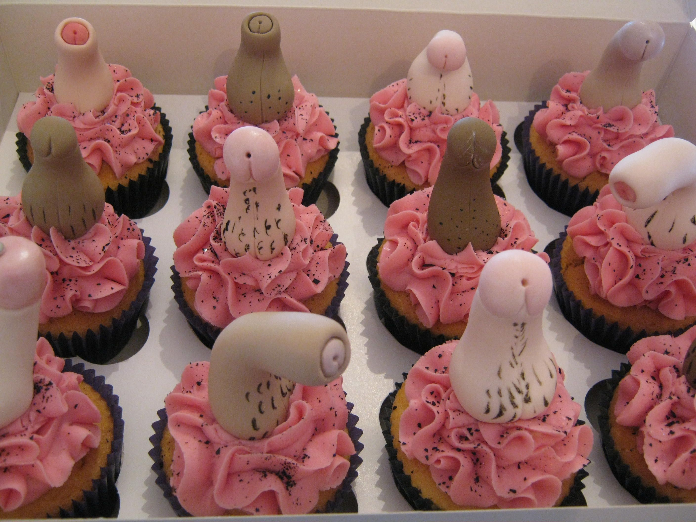 Naughty Hen Party Cupcakes S Facebook Pages