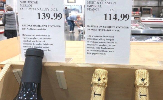 costco price tag 1 feature Costco wines to buy Wine