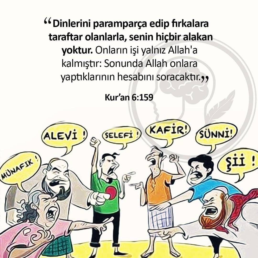 """Ipi Quote Hepiniz Allah'ın Ipine Sımsıkı Sarılındağılıp Ayrılmayın."""" 3"""