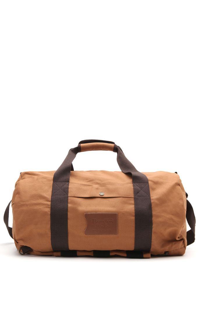 Brixton Bixby Duffle Bag Pacsun