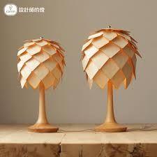 Resultado de imagen para lamparas madera