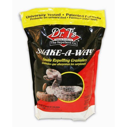 Dr T S 4 Pound Nature Products Snake Repelling Granules By