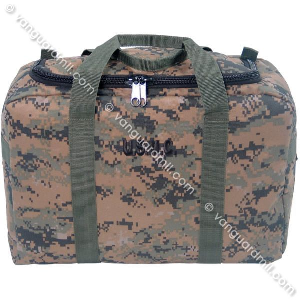Marine Corps Mini Kit Bag: Digital Woodland | Luggage and