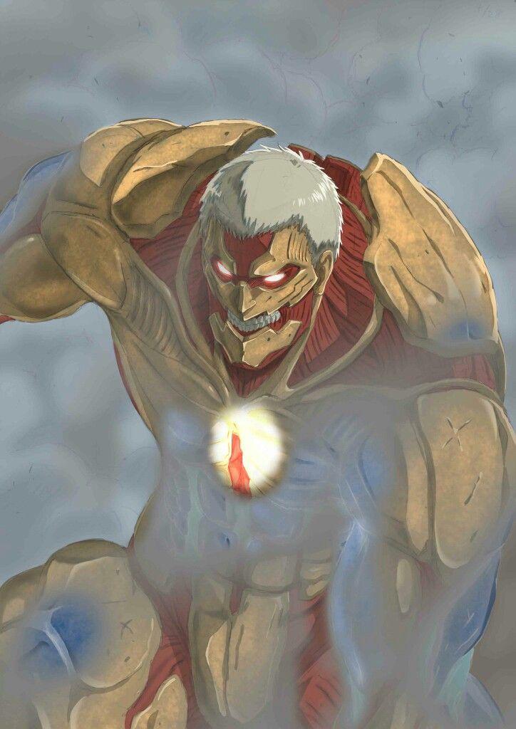 Attack on titan rainer crtwitterwit_studio em 2020