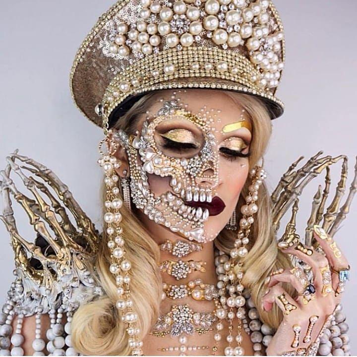 Bejeweled afterlife laplumenoir bejeweled rhinestones