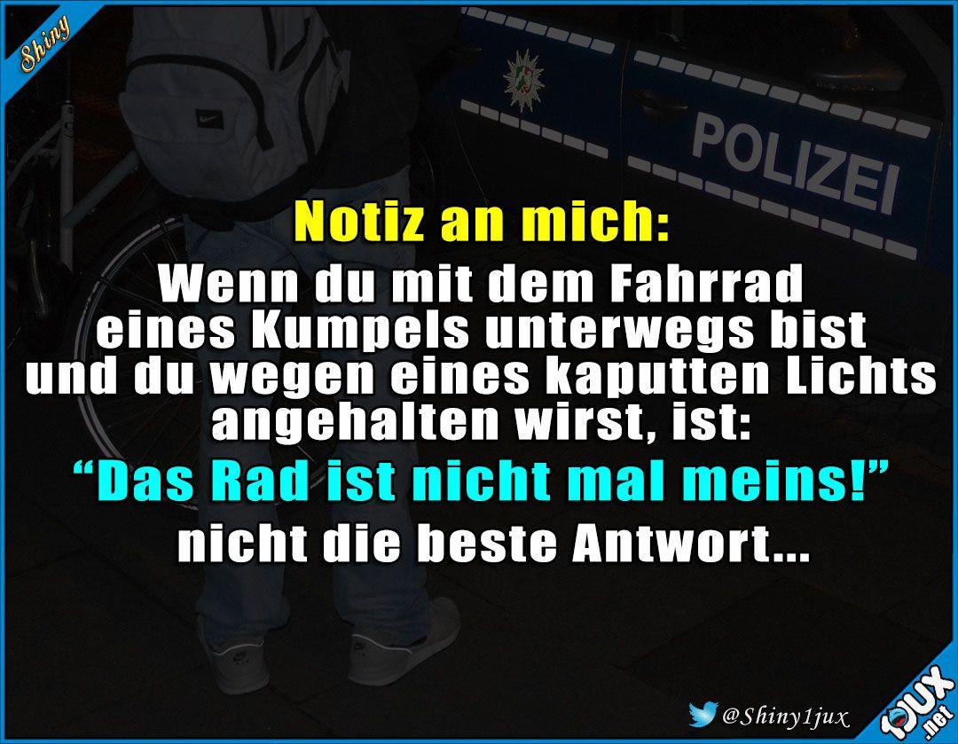 Beine Auseinander! Hände Auf Den Rücken! #fail #lustigefails #Polizei # Sprüche