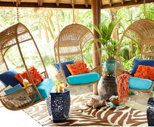 Shop Pier 1 Outdoor Furniture: Swingasan®.  I Need
