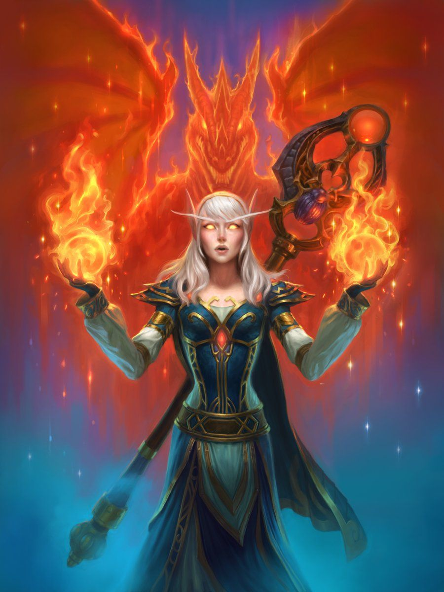 Pin on Blood elves