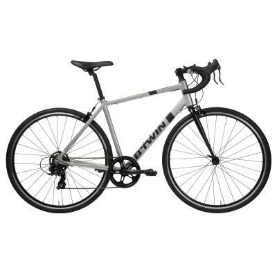 Decathlon B Twin Triban Rc100 Road Bike Grey Few Sizes