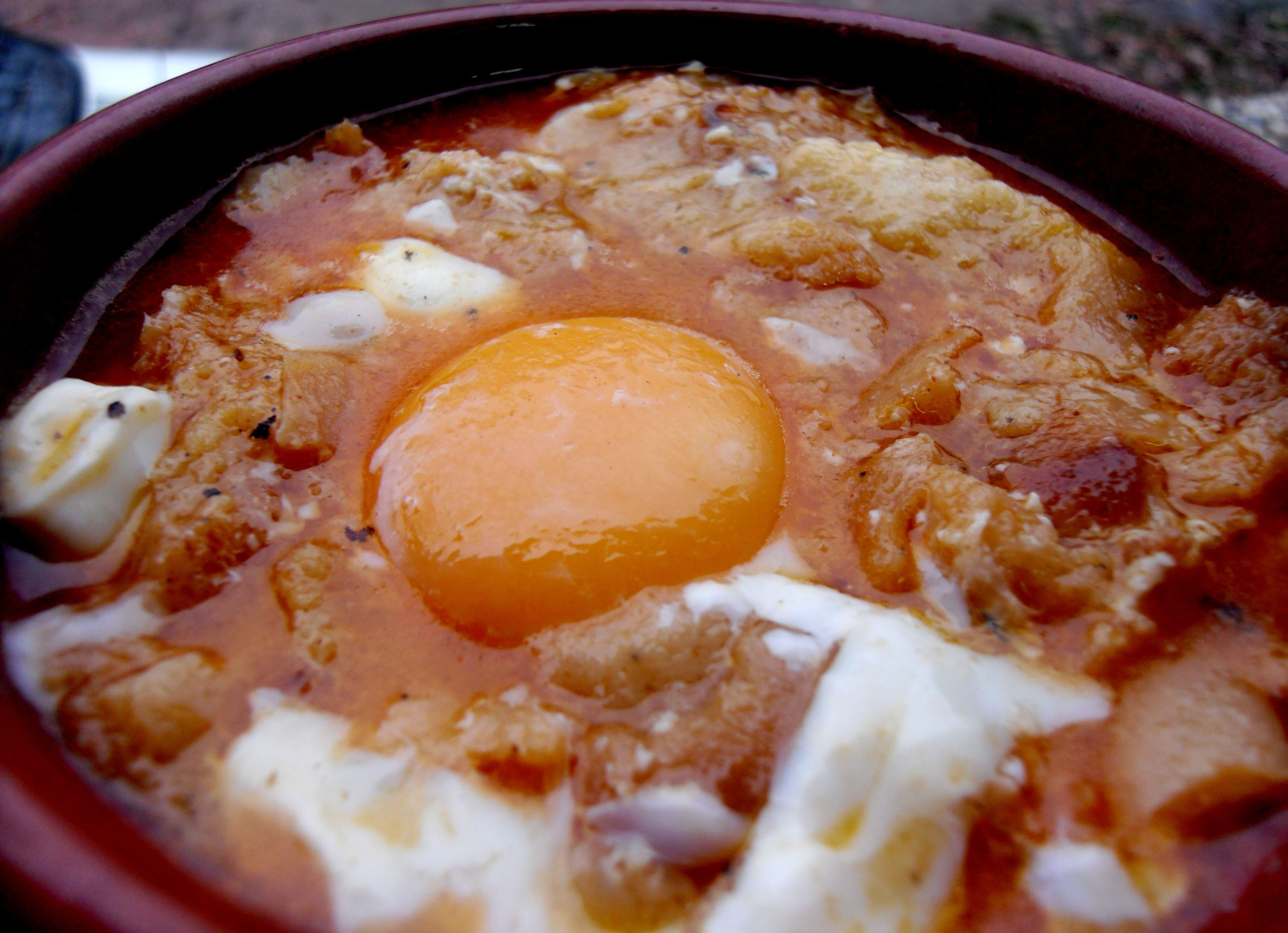 Sopa castellana.
