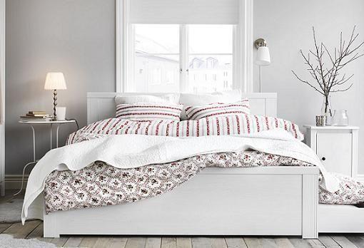 25 beste idee n over habitaciones matrimonio ikea op - Dormitorios de ikea ...