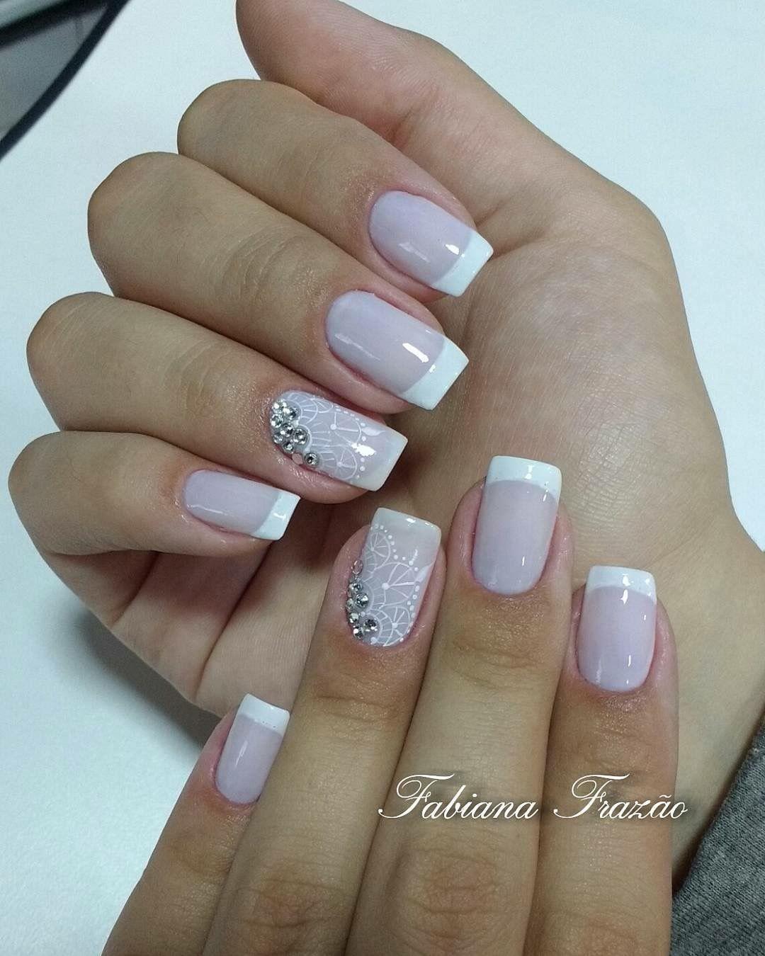 Pin de Jossel en Belleza | Manicura de uñas, Uñas de gel ...