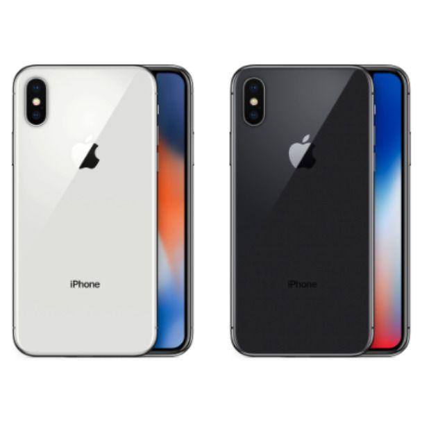 Apple Iphone X 256gb Gsm Unlocked Usa Model Apple Warranty