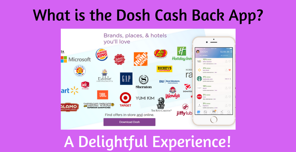 What is the Dosh Cash Back App? A Delightful Experience